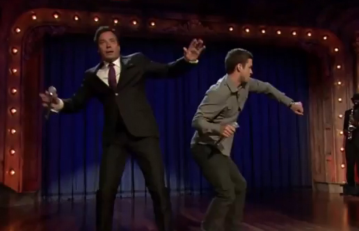 Jimmy and Justin perform the History Of Rap 2