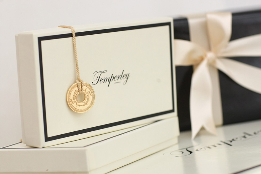 Temperley Gift Coin