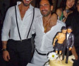 Marc Jacobs Ties the Knot