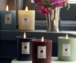 Jo Malone's First Coloured Candles