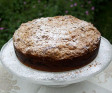 TCIF: Cinnamon Crumble Cake
