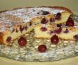 TCIF: Morello Cherry Madeira Cake