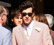 Mark Ronson Marries