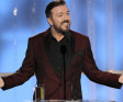 Ricky Ridicules At The Globes