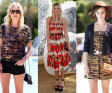 Celebrity Style at Coachella Music Festival