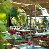 Supper Club at Petersham Nurseries