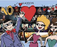 LANVIN Launches Interactive Mobile Site