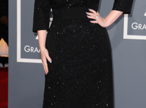 Pregnant Adele is Due in Two Months