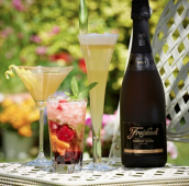 Freixenet Shaken & Stirred Summer Cocktails