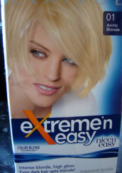 Power Blonde! Extreme &#8216;n Easy.