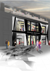 Harvey Nichols Launch Standalone Beauty Bazaar