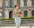 Garance Dore for J. Crew's Hello World Campaign