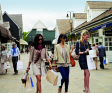 Escape to Bicester Village