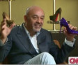 Interview with Christian Louboutin