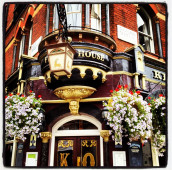 My London Walk: Win A Lomo Camera With Bupa