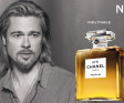 Brad Pitt&#8217;s Chanel No. 5 Advert