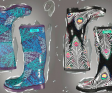 Havaianas x Matthew Williamson Wellies
