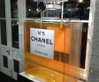 Chanel's Christmas Pop Up
