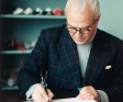 Manolo Blahnik Wins Outstanding Achievement Award