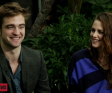 First Interview With Robert Pattinson And Kristen Stewart
