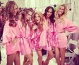 Backstage at Victoria's Secret Fashion Show