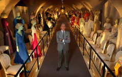 Valentino On His Exhibition At Somerset House