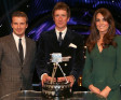 Kate Middleton Wears McQueen To SPOTY 2012