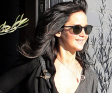 Jennifer Lawrence Dyes Hair Black For Hunger Games