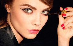 Watch: Cara Delevingne for YSL Babydoll Collection