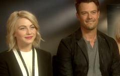Interview with Josh Duhamel & Julianne Hough