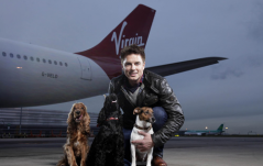 Flying With Barrowman