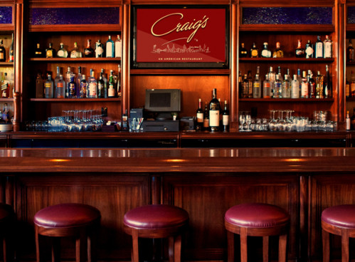 Star-studded Dining: Craig's LA