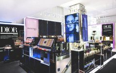 Dior Beauty Boutiques Pop Up