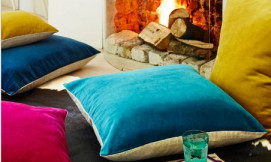 INTERIORS: WINTER WARMERS