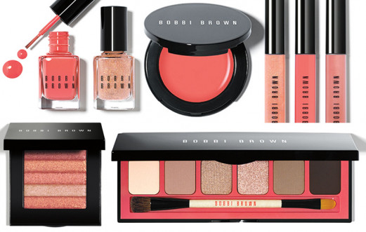 BOBBI BROWN NECTAR & NUDE COLLECTION