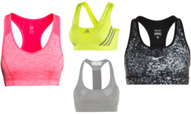 THE SPORTS BRA CONFIDENTIAL SS14