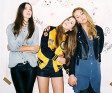 HAIM: THREE SISTERS ROCKING THE MUSIC WORLD
