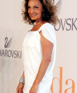 DIANE VON FURSTENBERG: A FASHION ICON