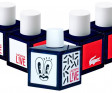WIN! SIGNED DOODLE BOMB LACOSTE LIVE EDITIONS