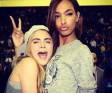 WATCH CARA AND JOURDAN GET INKED