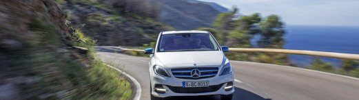 SAFETY FIRST IN THE NEW MERCEDES B-CLASS