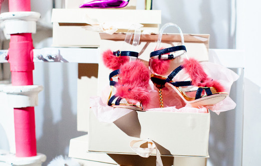 FASHION: THE PARTY SHOE CONFIDENTIAL