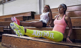 FITNESS FASHION: NIKE ZOOM FIT AGILITY