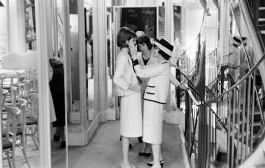 DOUGLAS KIRKLAND DEBUTS COCO CHANEL: THREE WEEKS/1962