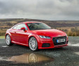AUDI TT: A CHIC CAR NAMED DESIRE
