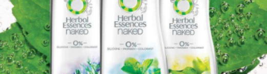 HAIR TIPS FROM BEN COOKE & HERBAL ESSENCES