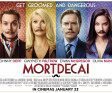 WIN! MORTDECAI MOVIE MERCHANDISE