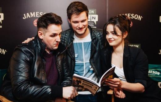 THE JAMESON DUBLIN INTERNATIONAL FILM FESTIVAL