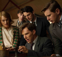 WIN! THE IMITATION GAME SIGNED POSTER