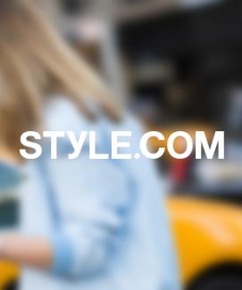 STYLE.COM GETS A CONDE NAST TAKEOVER